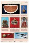 Magyar nemzeti jelképek és ereklyék (2 tabló)
