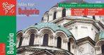 Bulgária hajtogatott autótérkép