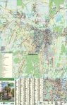 Zalaegerszeg térkép tűzhető, keretezett
