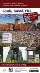 Gyula-Sarkad-Elek hajtogatott térkép