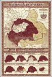 Magyarország ezeréves sorsa-keretezett