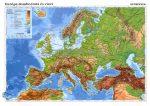 Európa domborzata + Európai Unió fixi tanulói munkalap