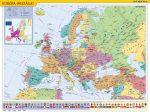 Európa országai / Európa gyerektérkép wandi