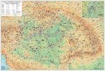 Magyar történeti emlékek a Kárpát-medencében térkép wandi