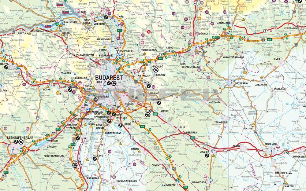 kamionos térkép magyarország Magyarország Térképe Magyarország Térképe Online   Best Massage kamionos térkép magyarország