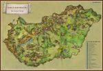 Balaton térkép wandi