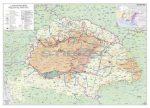 A trianoni békekötés következményei térkép tűzhető, keretezett térkép