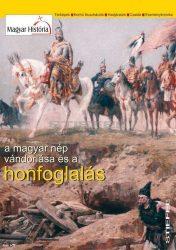 A magyar nép vándorlása és a honfoglalás hajtogatott térkép duo