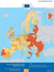 Európai Unió gazdasági fejlettsége fémléces