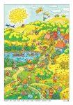 Nyár tabló poszter