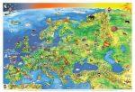 Európa gyermetérképe