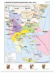 Balkáni államok kialakulása