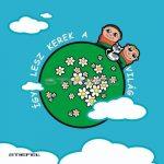 Így lesz kerek a világ (mesekönyv)