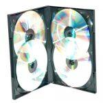 4 db-os CD + falitérkép csomag