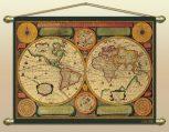 Antik és fakszimile térképek