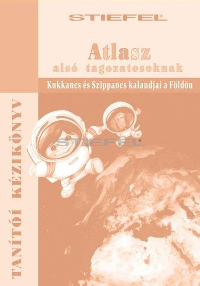 Tanítói kézikönyv az Atlasz alsó tagozatosoknak atlaszhoz