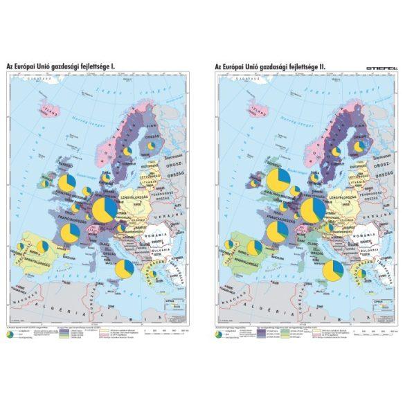 Az Európai Unió gazdasági fejlettsége