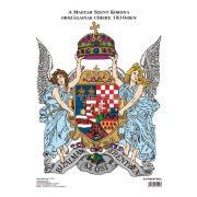 A Magyar Szent Korona országainak címere