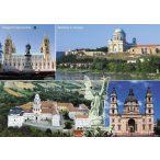 Magyarország bazilikái-tányéralátét