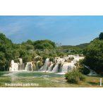 Krka Nemzeti Park tányéralátét