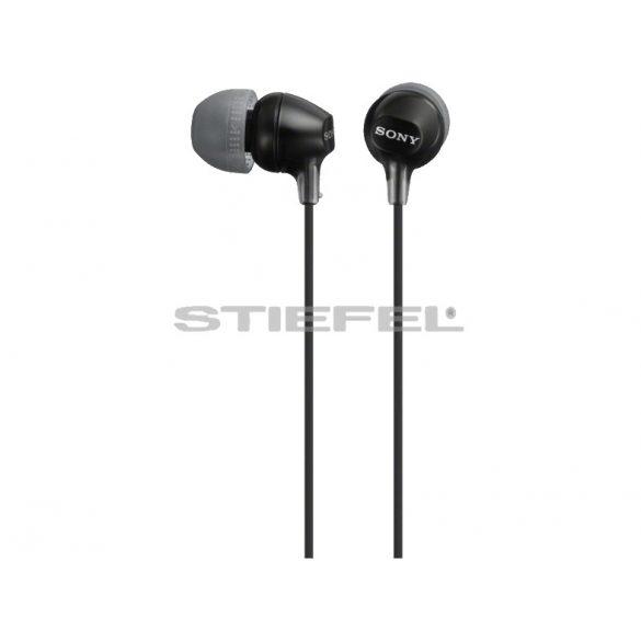 SONY MDR-EX15LPB fülhallgató