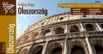 Olaszország hajtogatott autótérkép