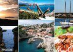 Horvátország tányéralátét (1)