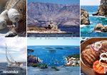 Horvátország tányéralátét(2)