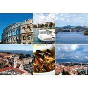 Horvátország tányéralátét(3)
