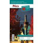 Pécs várostérkép (hajtogatott, puhaborítós)