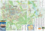 Kaposvár várostérképe