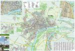 Szolnok város térképe