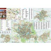 Gyula-Sarkad-Elek faléces térképe