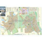 Békés-Mezőberény faléces térképe