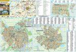 Balmazújváros-Hajdúszoboszló-Nagyhegyes keretezett térkép