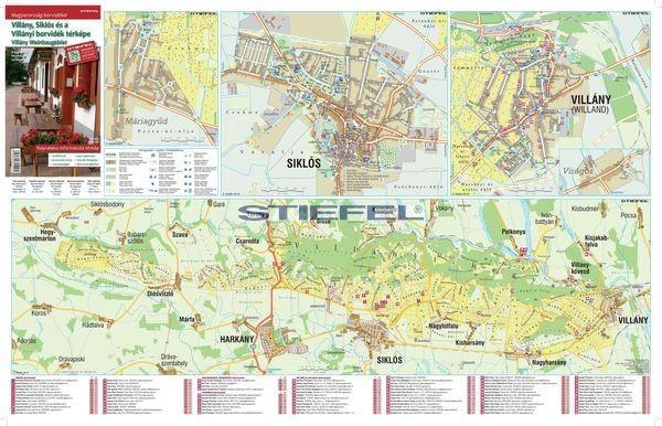 siklós térkép részletes Siklós Térkép Részletes   Térkép