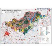 Észak-Magyarország régió genetikus talajtérképe
