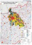 Közép-Magyarországi régió genetikus talajtérképe fémléces