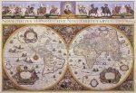 Régi világtérkép