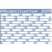 Éves projektnaptár 2019 100x70 cm