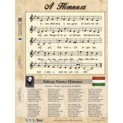 A Himnusz és a Szózat  tanulói munkalap