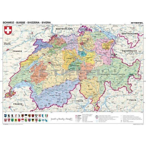 Svájc, politikai (német nyelvű)