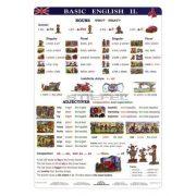 Basic English II. + munkaoldal tanulói munkalap