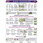 Basic English III. + munkaoldal tanulói munkalap