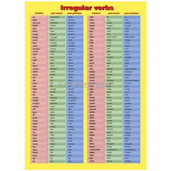 Irregular Verbs DUO