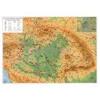 Kárpát-medence térkép + magyar művelődéstörténeti áttekintés tanulói munkalap