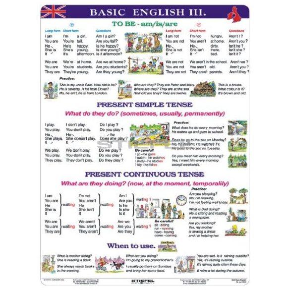 Basic English III. DUO