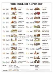 The English Alphabet DUO