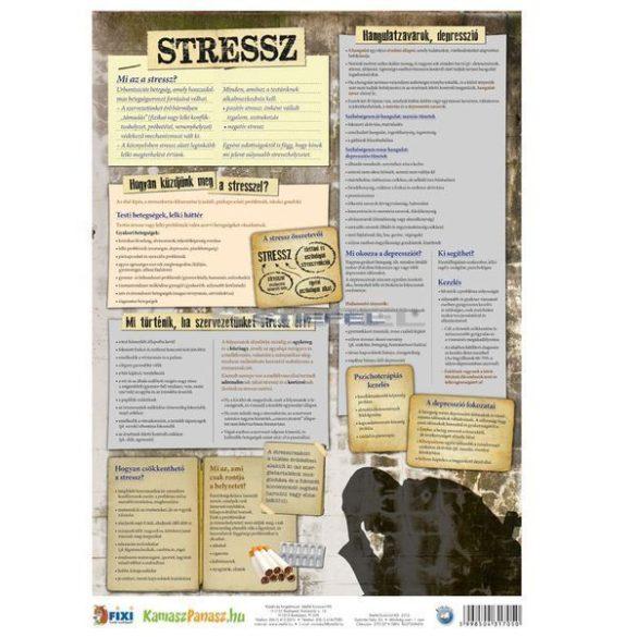 Függőségek / stressz tanulói munkalap duo
