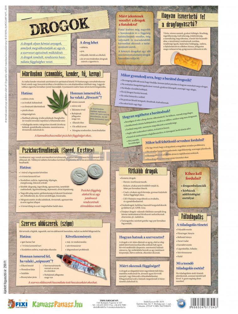 A dohányzó drogok ára - A dohánynál és az alkoholnál nincs veszélyesebb drog a világon | hu